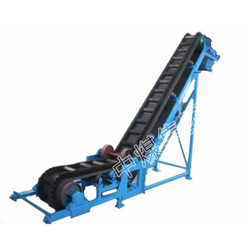 DJ Big Dip Angle Belt Conveyor