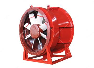 K40  Energy Efficient Power Saving Mine Ventilation Fans