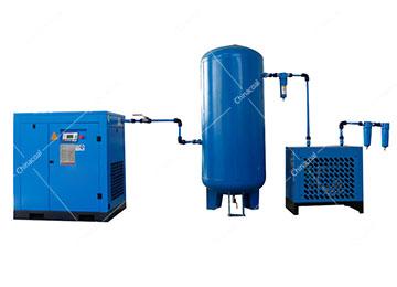 MF5 CNG Compressor for home