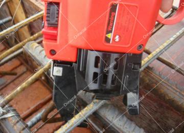 Auto Steel Tying Machine/Rebar Tying Gun