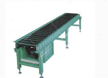 Lineshaft Driven Roller Conveyors