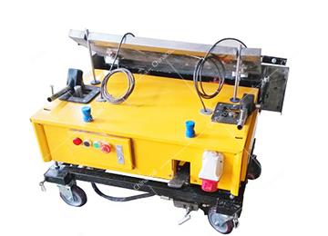 HX-2 Rendering Height To 4 M Auto Plastering Machine