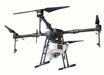 New Type 10kg Pesticide Payload Agriculture Spraying Drone