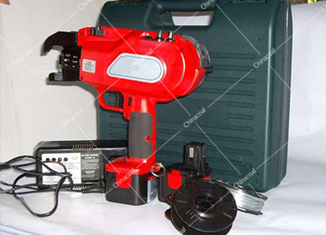 New Type Steel Rebar Tying Machine
