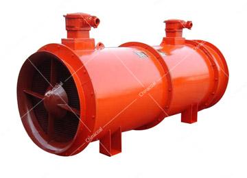 FD series axial flow mine ventilation fans
