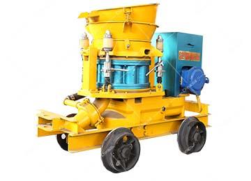PC5I Rotor Wet Concrete Shotcrete Machine