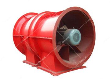 K Series Power Saving Mine Ventilation Fan