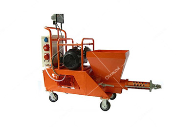 GLP-2A Mortar Spraying Machine