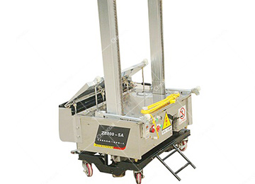 ZB800-5A Plastering Machine For Wall