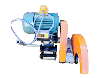 DQG Electric Railway Cutting Saw