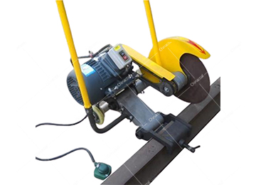 Electric Rail Cutting Machine