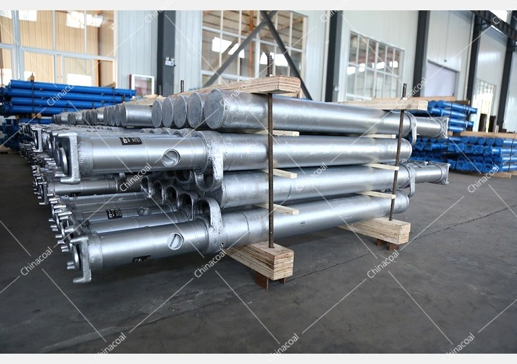 Mining Supporting Suspending Single Hydraulic Props Hydraulic Pillar
