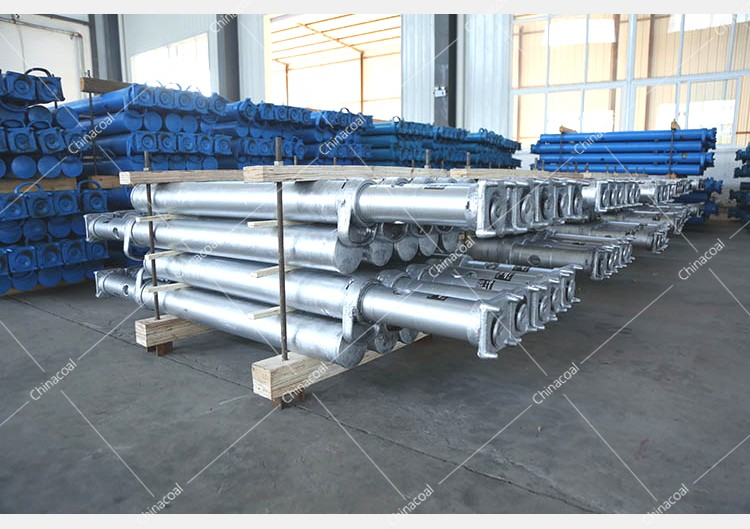 Suspension Single Hydraulic Prop In Mining For Supporting