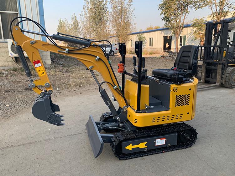 HC-10 Mini Gasoline Excavator
