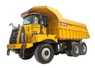 MT60 Four-Wheel Drive Mine Truck