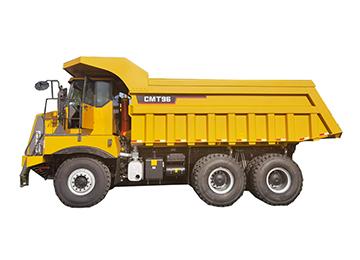 MT86H Mining Fixed Mine Car