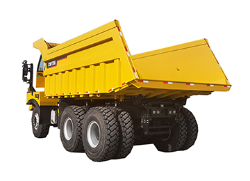 MT60 Brand Off-Way Wide Body Mining Use Vehicle