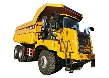 CMT96 6*4 Off-Highway Mining Light Dump Truck