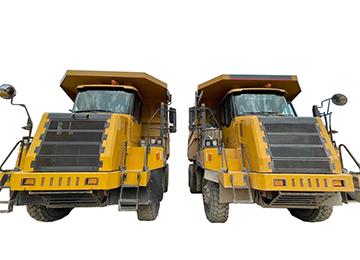 MT86 Off High Way Dump Truck