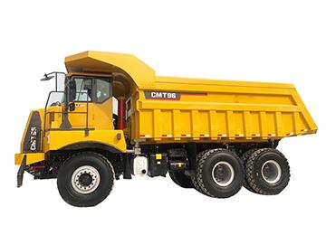 MT86H Four-Wheel Drive Mining Engineering Cart