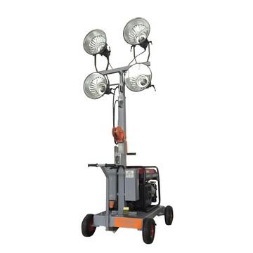 Trailer Hand Elevate LED Telescoping Light Tower