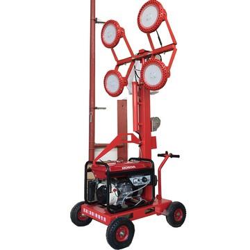 MO-500 Portable Towable Diesel Generator LED Light Tower