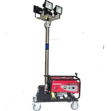 Vehicle Mounted Portable Lighting Towers