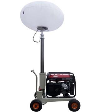 MO-1100Q Portable Mobile Balloon Light Tower Diesel Generator