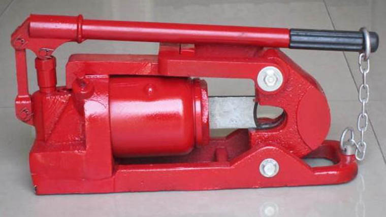 Qy48 Hydraulic Wire Rope Cutter Qy48 Hydraulic Wire Rope