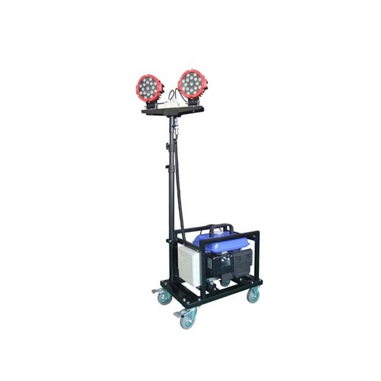 Portable Light Towers Price: Mobile Diesel Engine Generator Lights Tower, Mobile Diesel